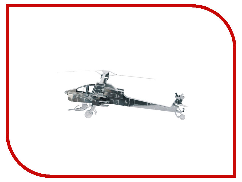 Конструктор Tucool Мини 3D Вертолёт SS002 конструктор meccano боевой вертолёт 374 элемента