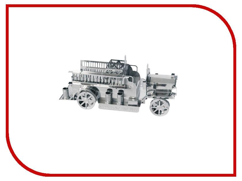 Конструктор Tucool Мини 3D Старинная пожарная машина SS009 smoby пожарная машина 3308358