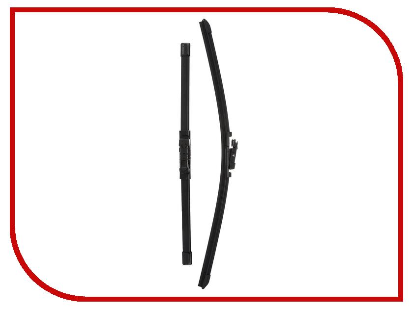 Щетки стеклоочистителя Bosch Aero L+R 550mm 450mm 3 397 007 696 щетки стеклоочистителя bosch aero l r 3 397 118 948