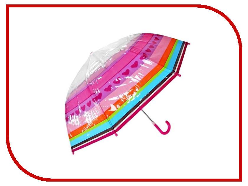 Зонт Mary Poppins Радуга 53571 черная радуга