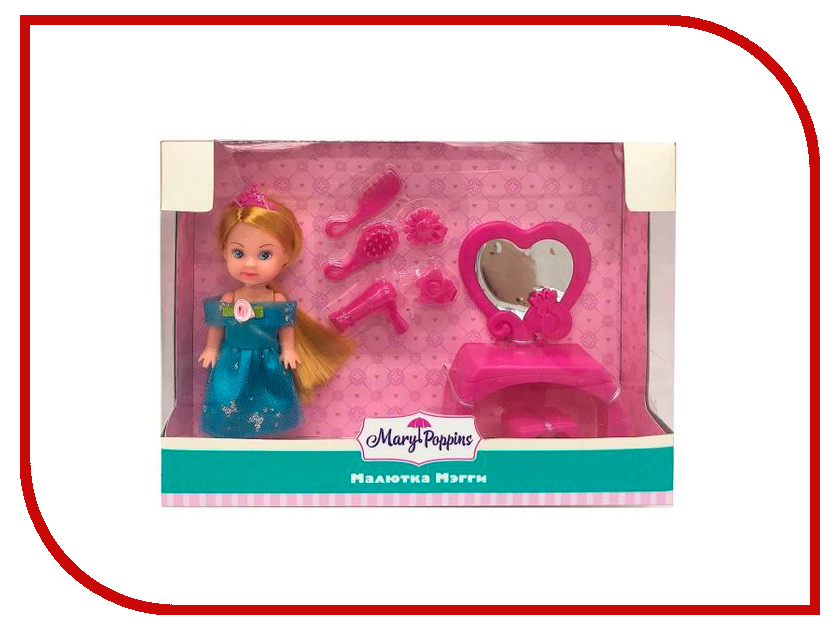 Кукла Mary Poppins Кукла Мегги Салон красоты 451208 куплю салон красоты в херсоне