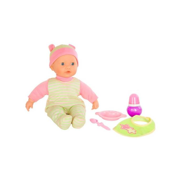 Кукла Mary Poppins Покорми меня мамочка 451099 кукла интерактивная mary poppins алена я учу части тела