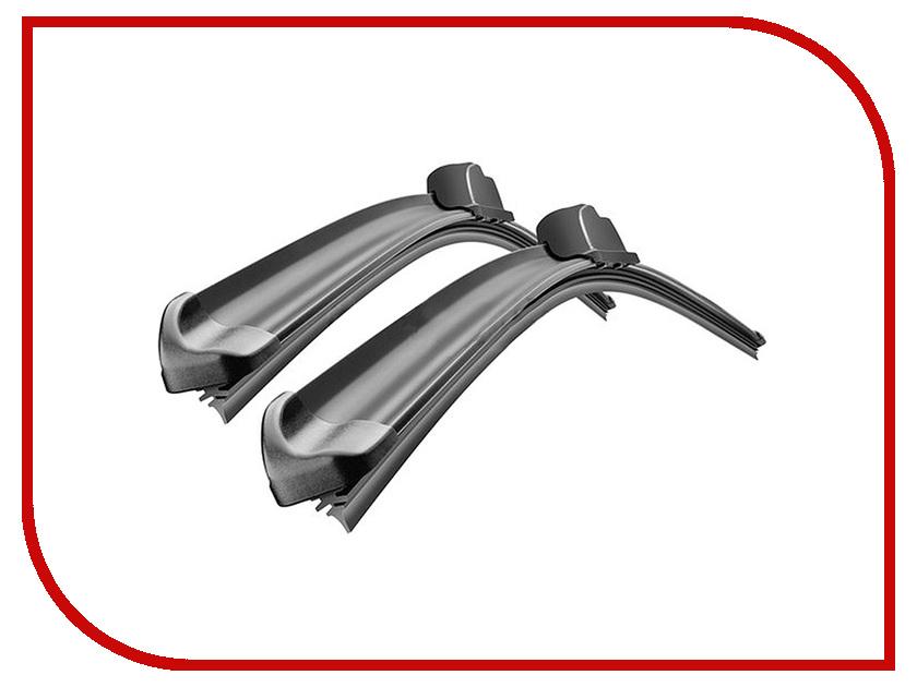 Щетки стеклоочистителя Bosch Aero L+R 600mm 475mm 3 397 118 929 щетки стеклоочистителя bosch aero multi clip l r 3 397 118 320
