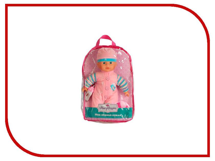Кукла Mary Poppins Кукла Полли Милый болтун 451200 куклы mary poppins кукла функциональная 30см