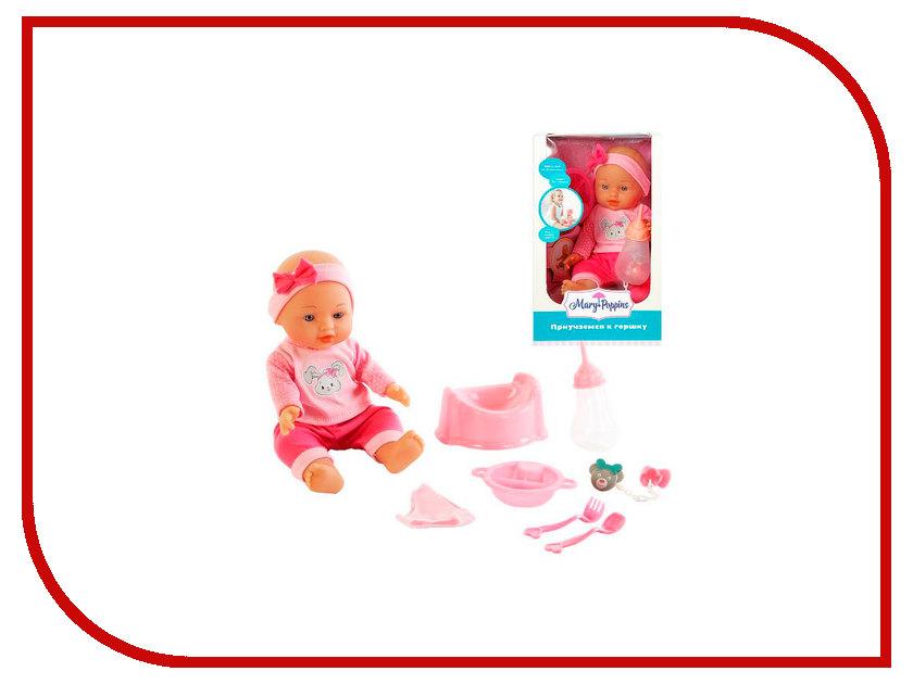 Кукла Mary Poppins Пупс Приучаемся к горшку 451149