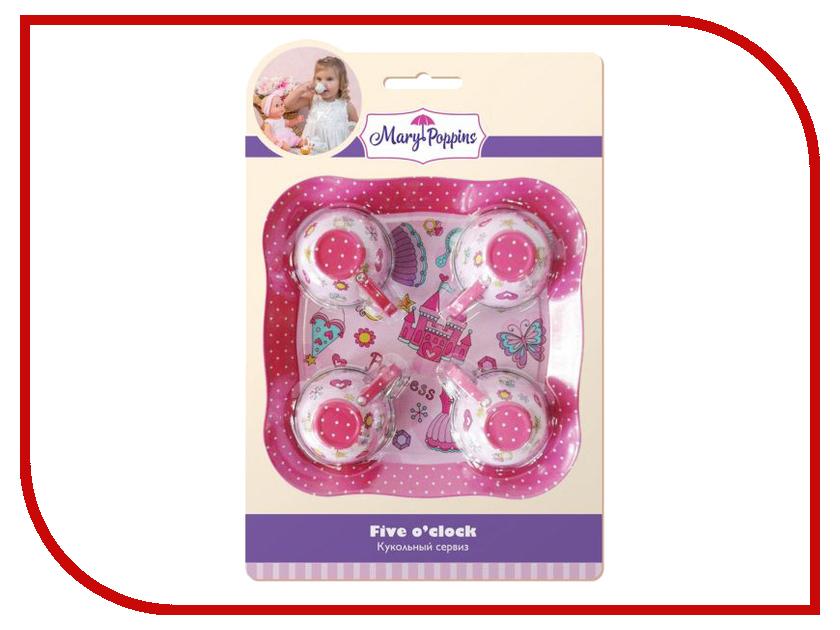 Игра Mary Poppins Набор посуды Принцесса 453025