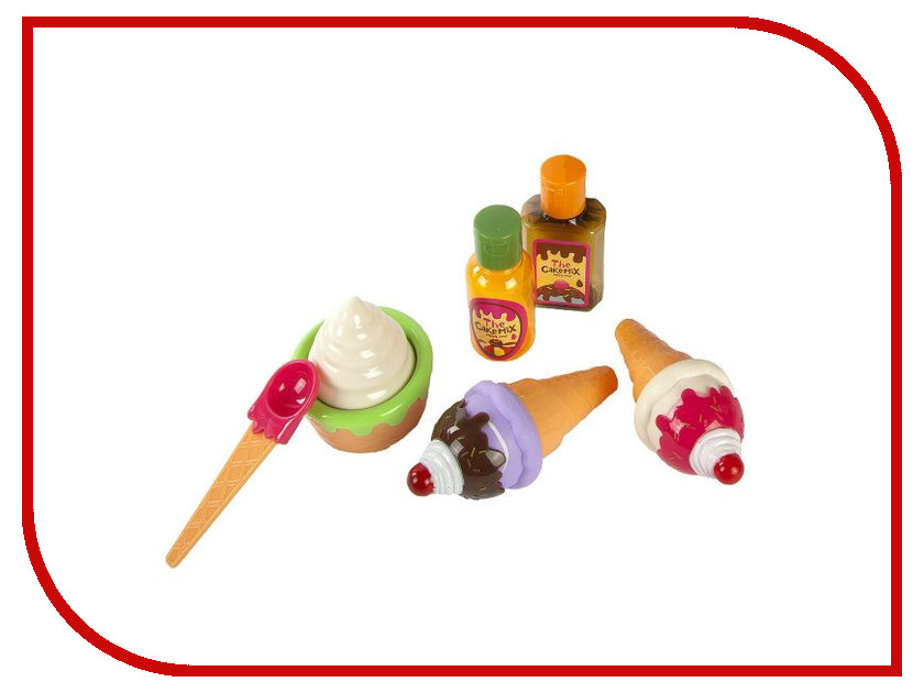 Игра Mary Poppins Набор Кафе мороженое 453059 игра mary poppins набор для резки овощей 453042