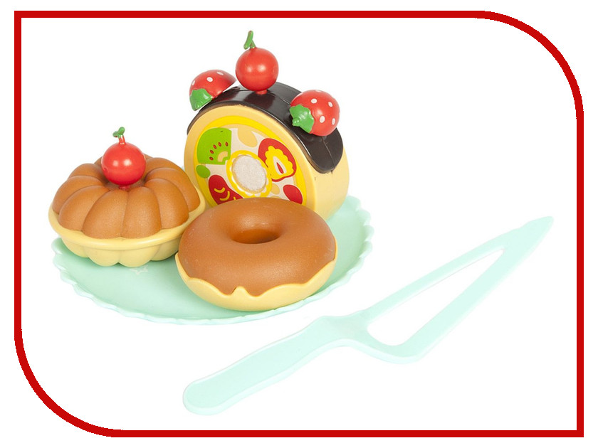Игра Mary Poppins Набор пирожных 453047 игра mary poppins набор для резки овощей 453042