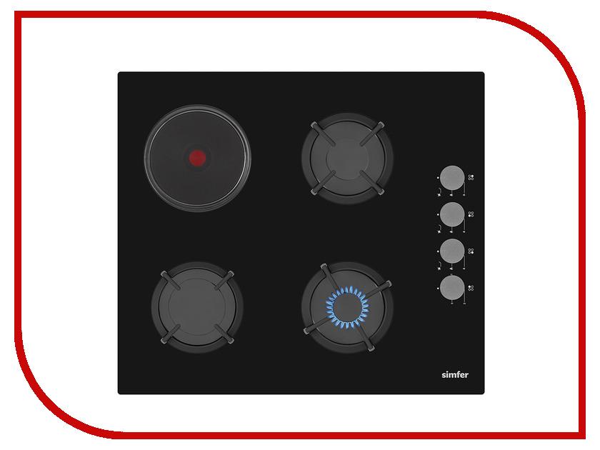 Варочная панель Simfer H60K32B511 simfer 6006 вытяжка