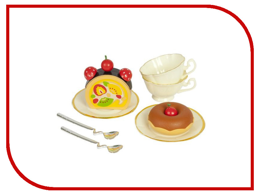 Игра Mary Poppins Набор пирожных с кружками 453050 игра mary poppins набор для резки овощей 453042