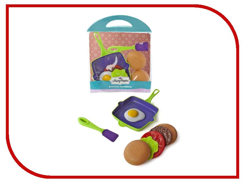 Игра Mary Poppins Набор посуды для готовки 453029 игра mary poppins набор для резки овощей 453042