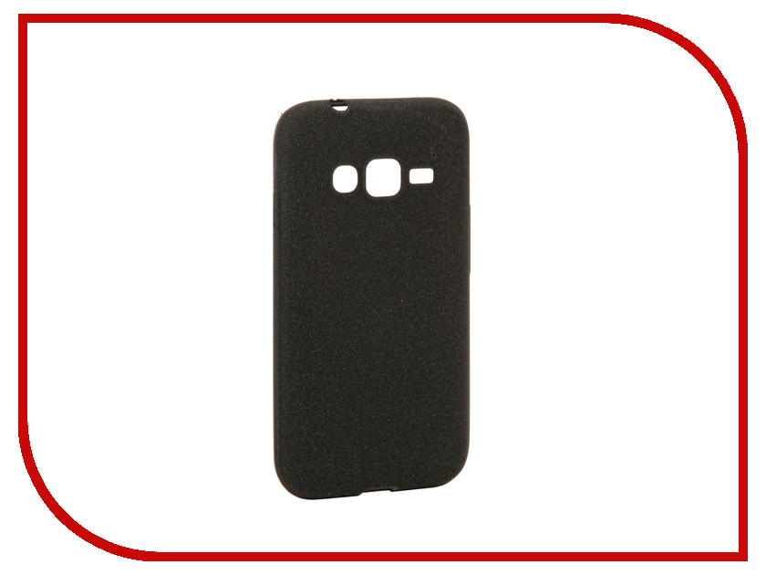 Аксессуар Чехол Samsung Galaxy J1 Mini Prime 2017 SM-J106H Neypo Soft Matte Silicone Black NST2957 аксессуар чехол накладка samsung galaxy grand prime sm g530h krutoff transparent black 11480