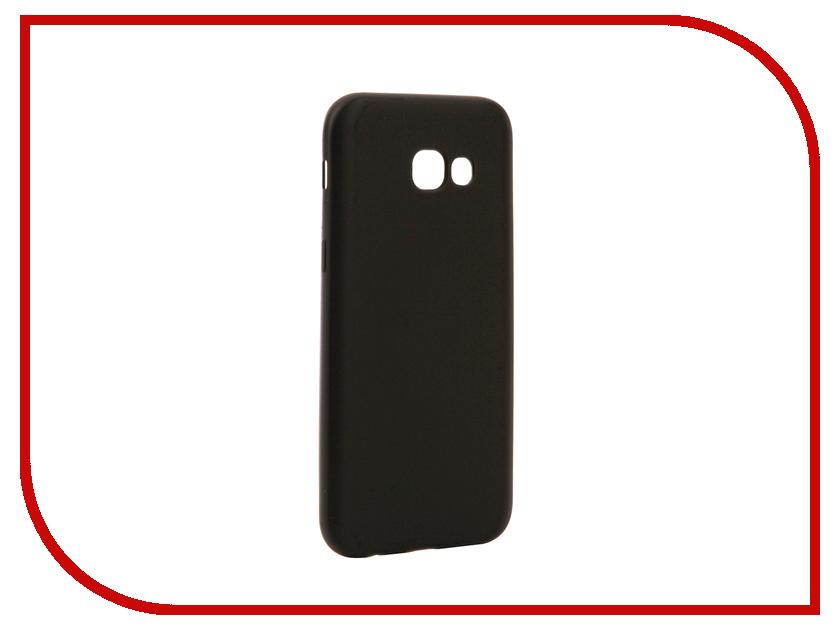 Аксессуар Чехол для Samsung Galaxy A5 2017 Neypo Silicone Neon Black NSTN2730 аксессуар чехол для samsung galaxy a5 2017 neypo silicone neon black nstn2730