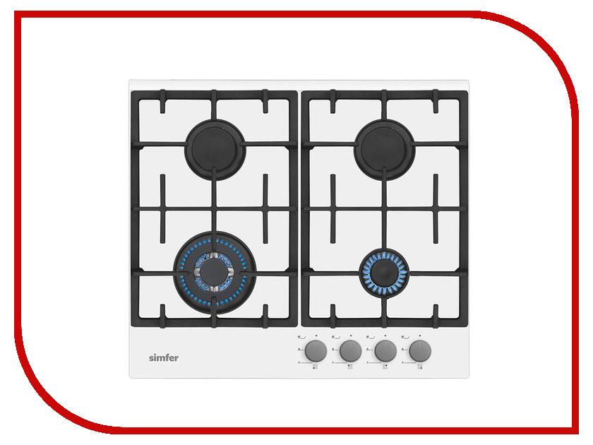 Варочная панель Simfer H60H40W511 simfer 6006 вытяжка