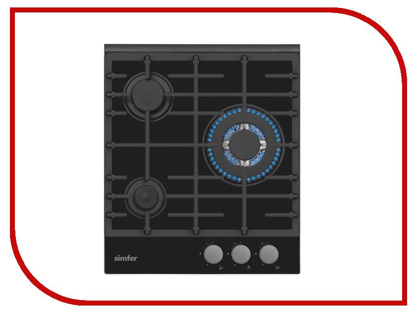 Варочная панель Simfer H45L35B511 simfer 6006 вытяжка