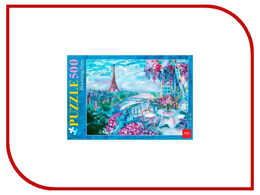 Пазл Hatber Цветущий Париж 340x460mm 500ПЗ2_16970