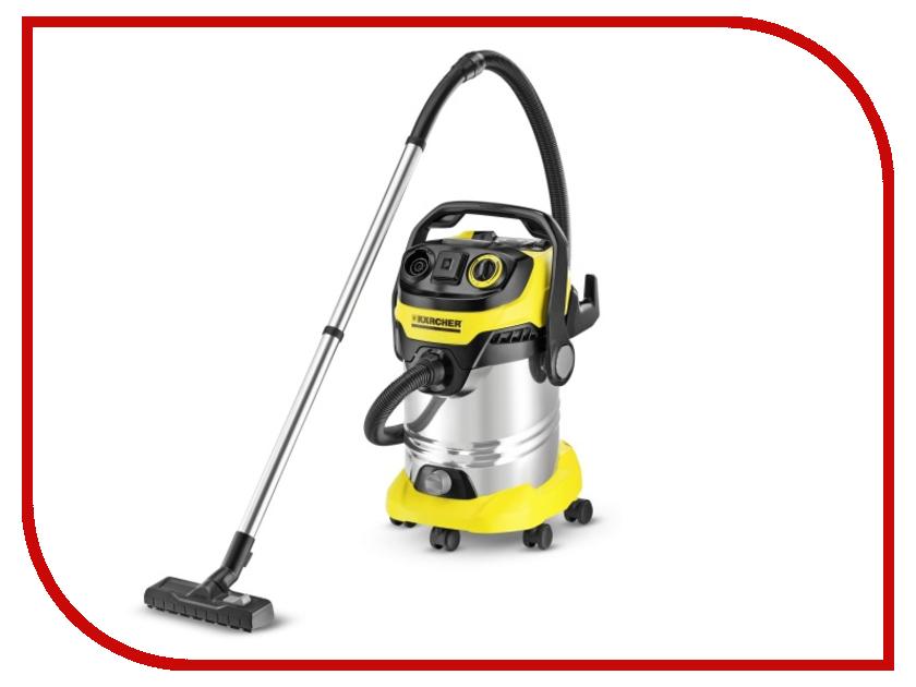 Пылесос Karcher WD 6 P Premium 1.348-270.0 karcher 6 295 387 0