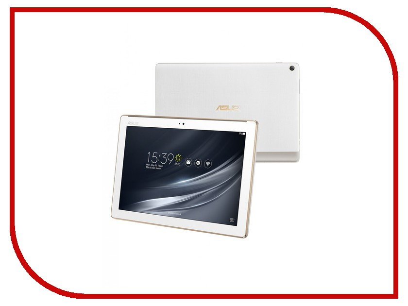Планшет ASUS ZenPad 10 Z301ML-1B014A 90NP00L1-M00870 White (MediaTek MT8735w 1.3GHz/2048Mb/16Gb/4G/Wi-Fi/Cam/10.1/1280x800/Android)