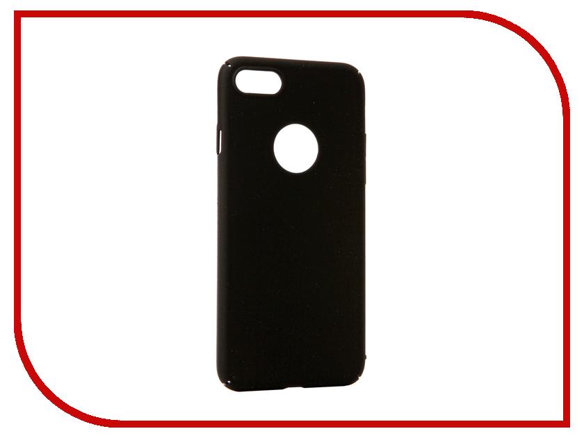 Аксессуар Чехол Neypo Soft Touch для iPhone 7 Black ST-02110 аксессуар чехол df soft touch для apple iphone 7 islim 05