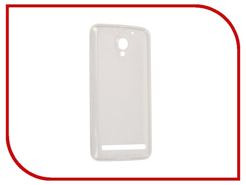 Аксессуар Чехол Lenovo Vibe C2 DF LCase-06 смартфон lenovo vibe c2 8gb k10a40 black