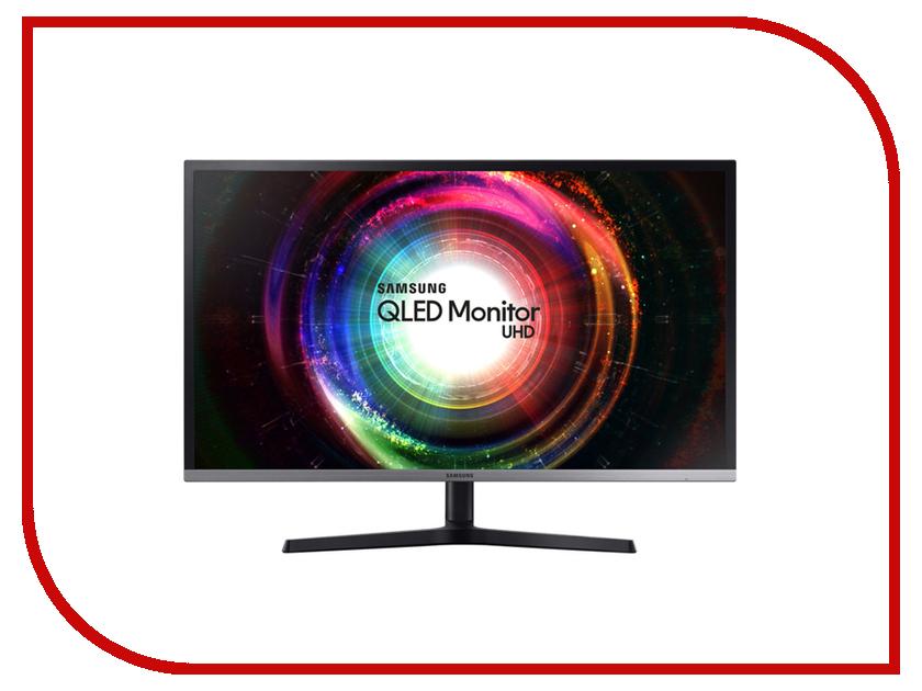 Монитор Samsung U32H850UMI Black samsung 850 pro mz 7ke512bw
