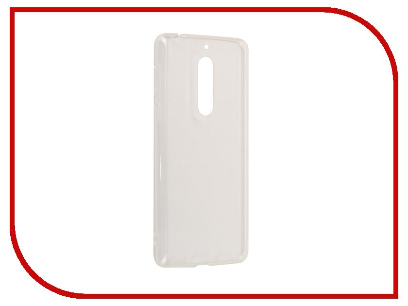 Аксессуар Чехол Nokia 5 DF nkCase-02