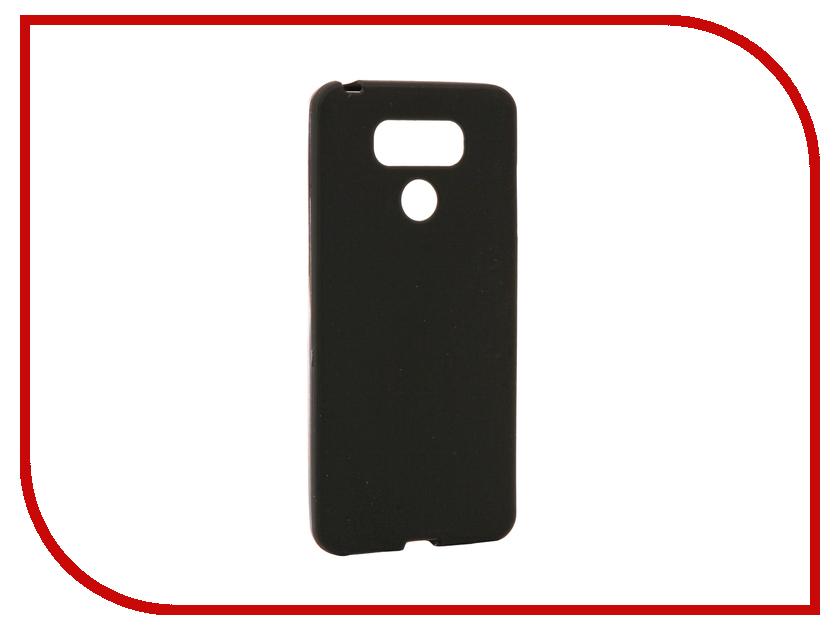 Аксессуар Чехол LG G6 Soft Matte Neypo Silicone Black NST2741 аксессуар чехол lg g6 brosco black lg g6 book black