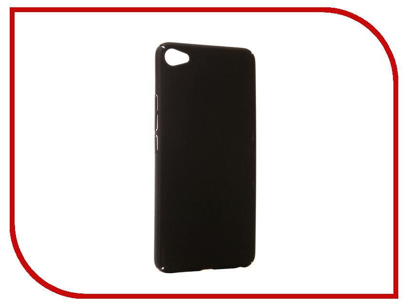 Аксессуар Чехол Meizu U20 Neypo Soft Touch Black ST-02157