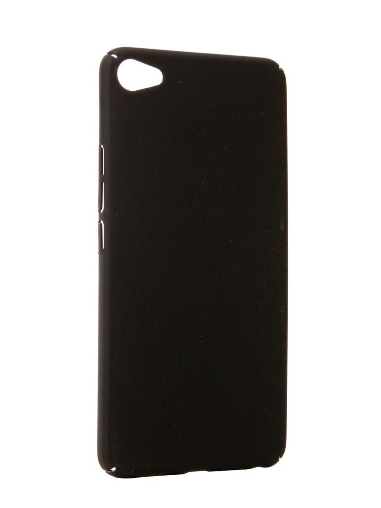 Аксессуар Чехол Neypo для Meizu U20 Soft Touch Black ST-02157
