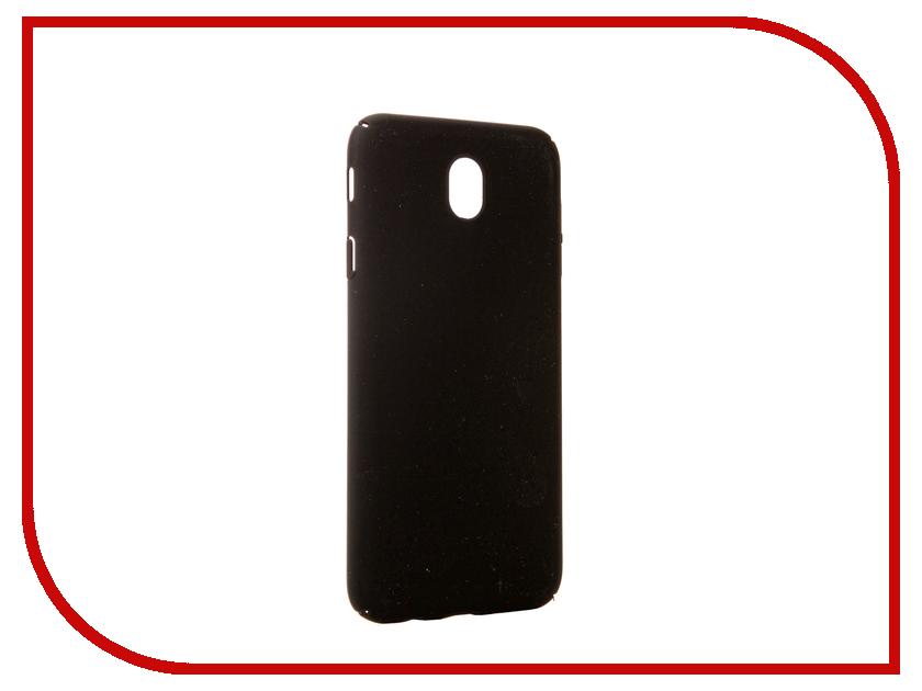 Аксессуар Чехол Samsung Galaxy J7 J730 2017 Neypo Soft Touch Black ST2619 аксессуар чехол asus zenfone 4 max zc520kl neypo soft touch black st3325