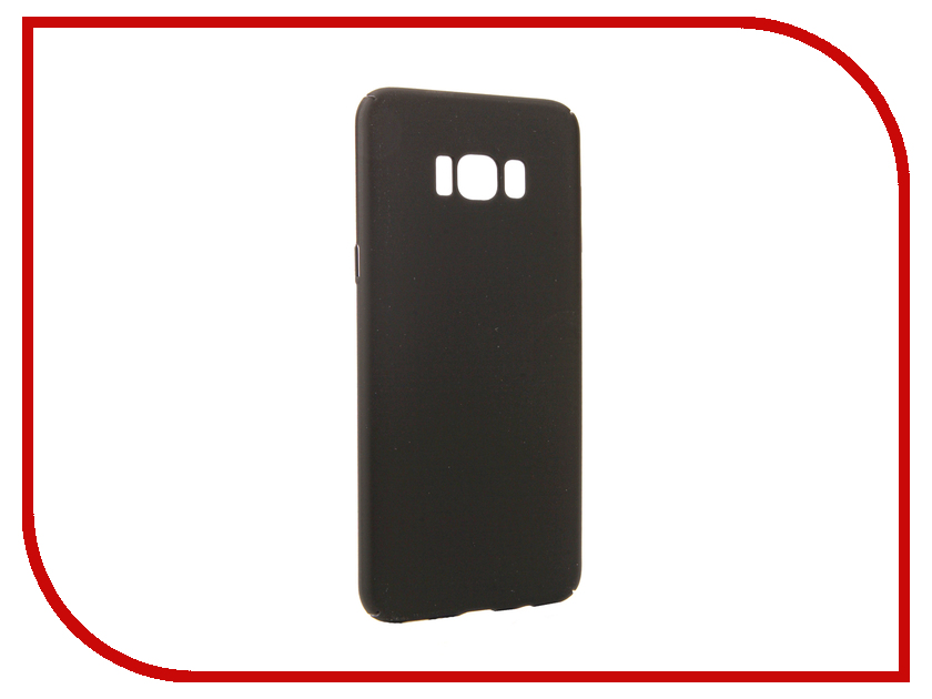 Аксессуар Чехол для Samsung Galaxy S8+ Neypo Soft Touch Black ST-02130 аксессуар чехол для samsung galaxy a5 2017 pero soft touch black