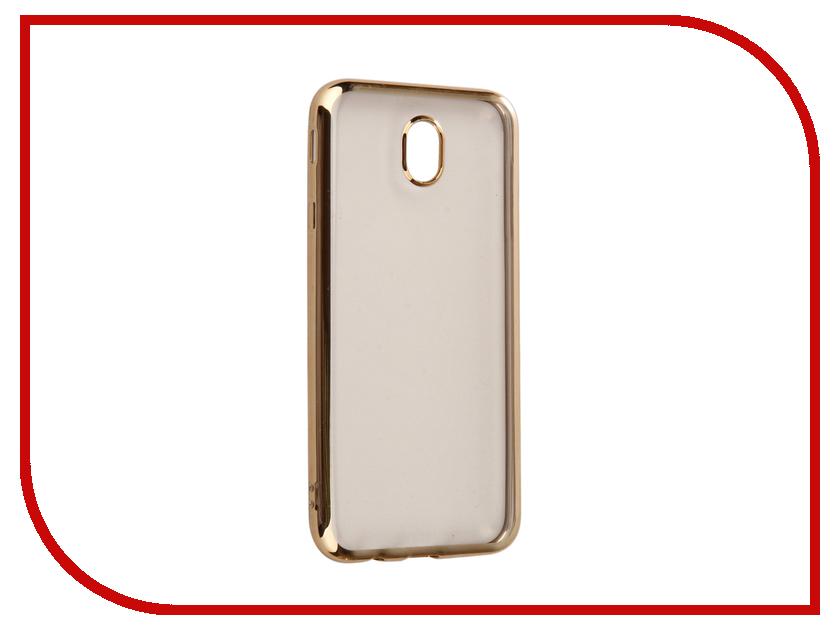 Аксессуар Чехол Samsung Galaxy J7 2017 Neypo Silicone Aura Gold Metallic NSTA0215 strob tools st 0215 складной держатель для внешней вспышки