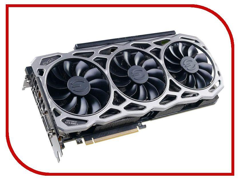 Видеокарта EVGA GeForce GTX 1080 Ti 11G-P4-6694-BR