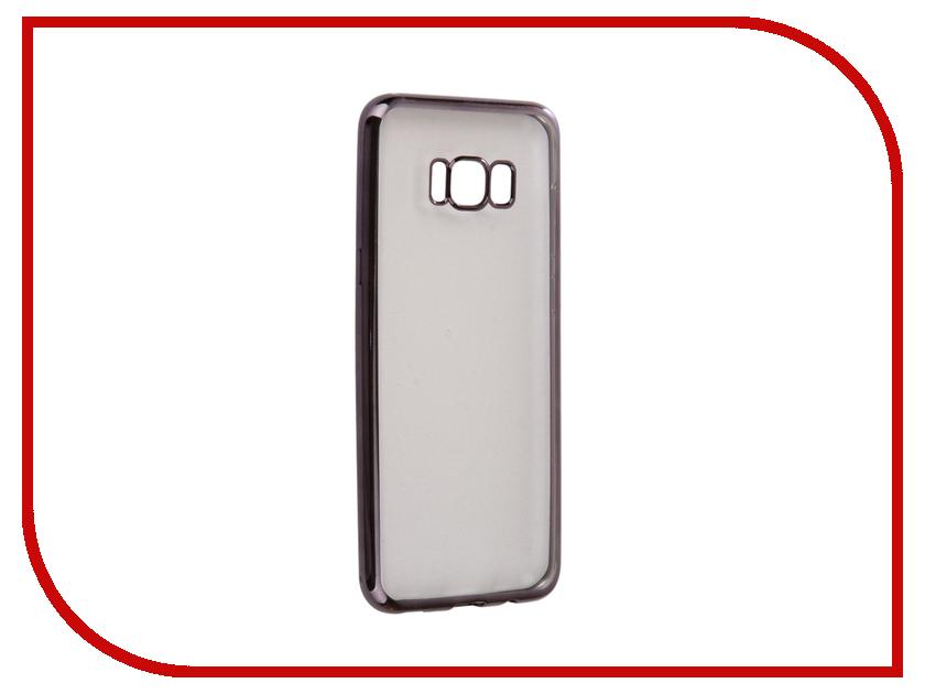 Аксессуар Чехол Samsung Galaxy S8+ Neypo Silicone Aura Grey Metallic NSTA0240