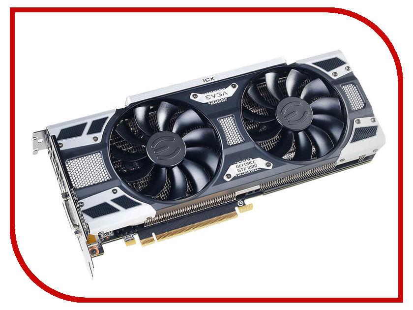 Видеокарта EVGA GeForce GTX 1080 SC2 Gaming 08G-P4-6583-KR