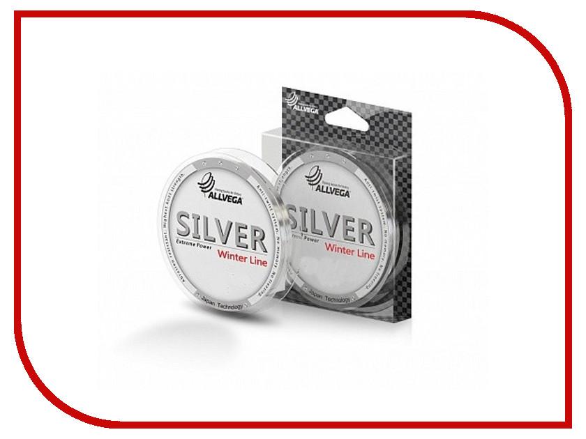 Леска Allvega Silver 50m 0.18mm SIL50018