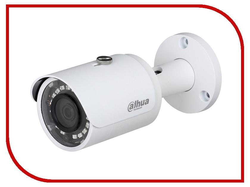 Фото - IP камера Dahua DH-IPC-HFW1220SP-0280B ip камера dahua dh ipc hdbw1120ep w 0280b