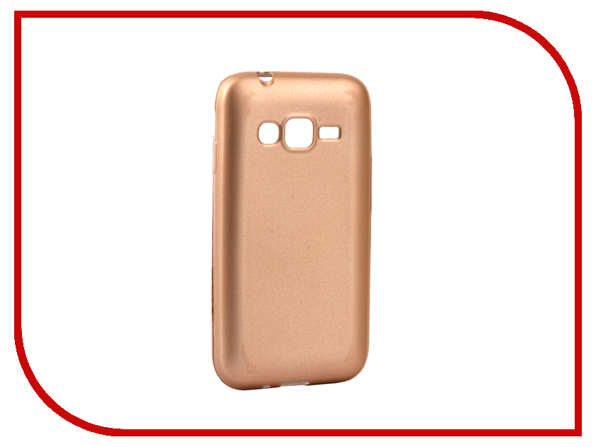 Аксессуар Чехол Samsung Galaxy J1 mini Prime J106 2017 Neypo Silicone Neon Gold NSTN2632 j106