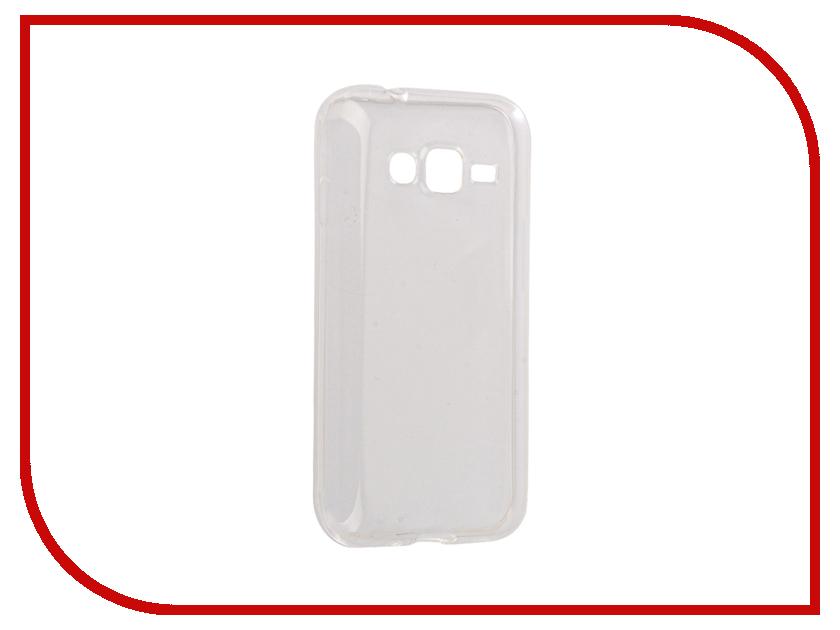 Аксессуар Чехол Samsung Galaxy J1 mini Prime LTE J106 2017 Neypo Silicone Transparent NST0373 j106