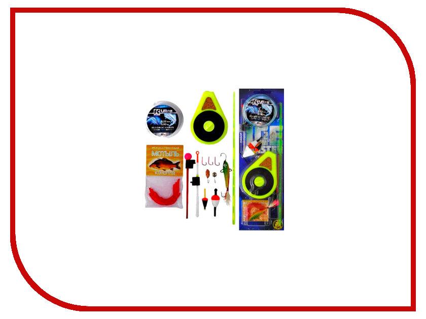 Набор рыбака Три Кита Ice Master № 2 Макси блистер