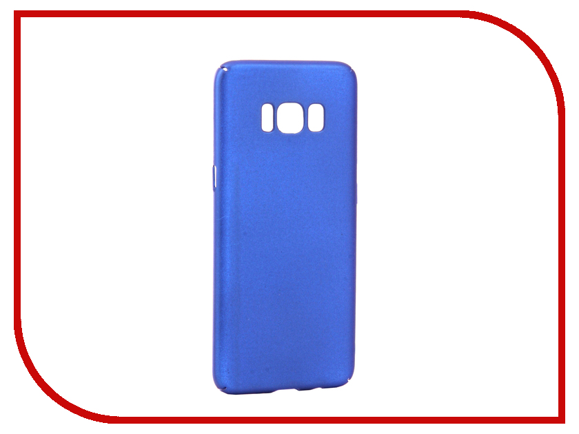 Аксессуар Чехол Samsung Galaxy S8 iBox Fresh Blue