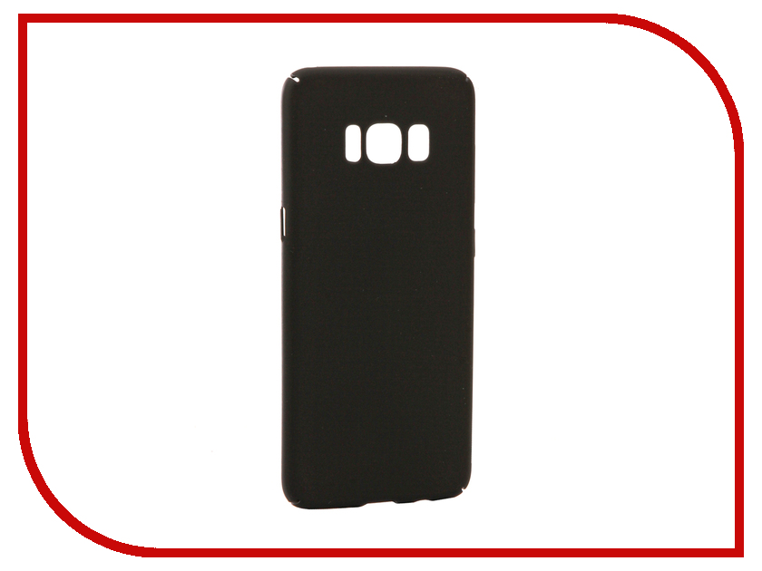 Аксессуар Чехол Samsung Galaxy S8 iBox Fresh Black