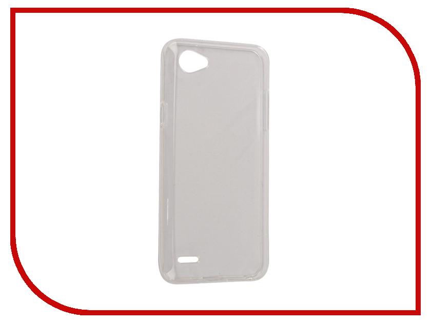Аксессуар Чехол LG Q6 iBox Crystal Transparent стоимость