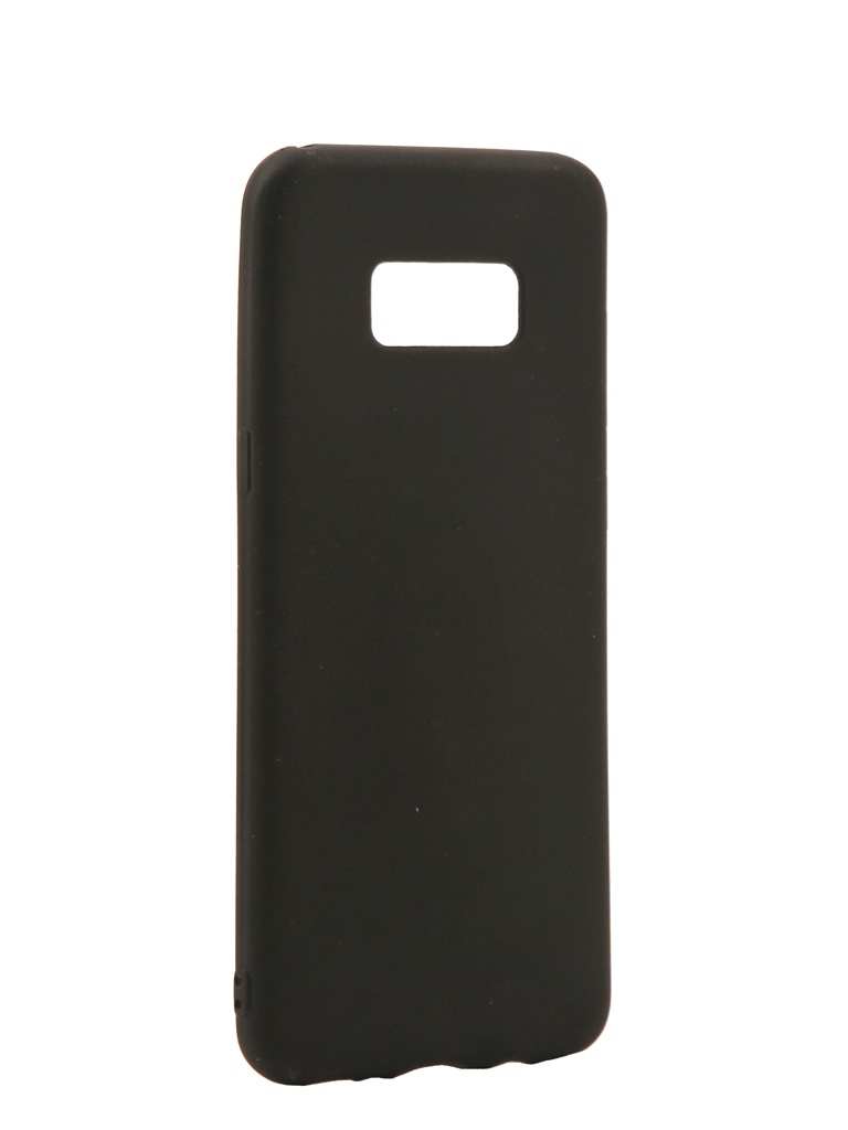 Аксессуар Чехол Neypo для Samsung Galaxy S8 Plus Silicone Soft Matte Black NST2276