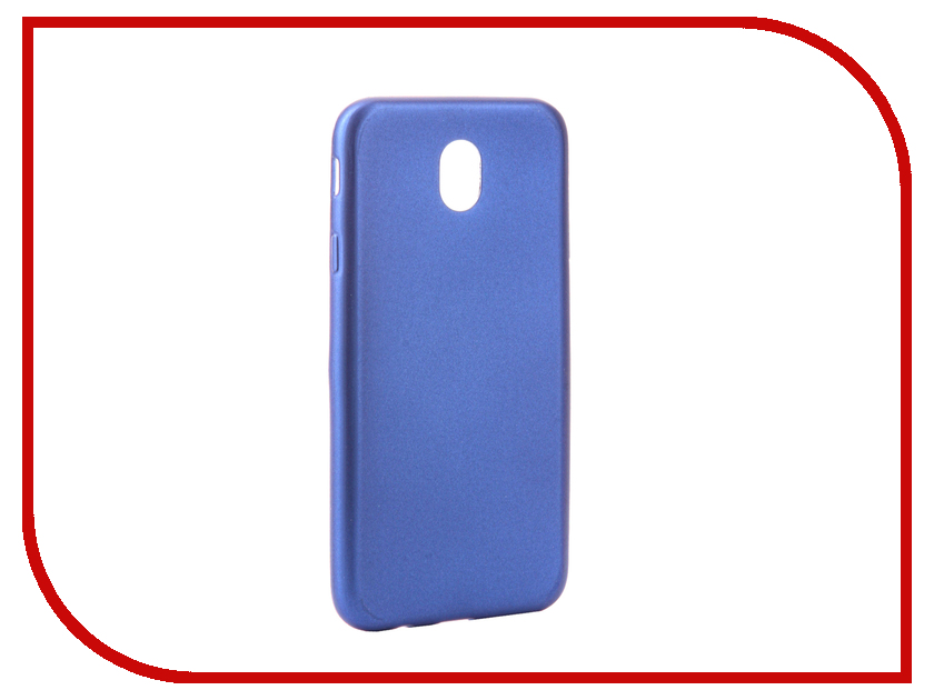 Аксессуар Чехол для Samsung Galaxy J7 2017 Neypo Silicone Neon Blue NSTN2628 аксессуар чехол для samsung galaxy a5 2017 neypo silicone neon black nstn2730