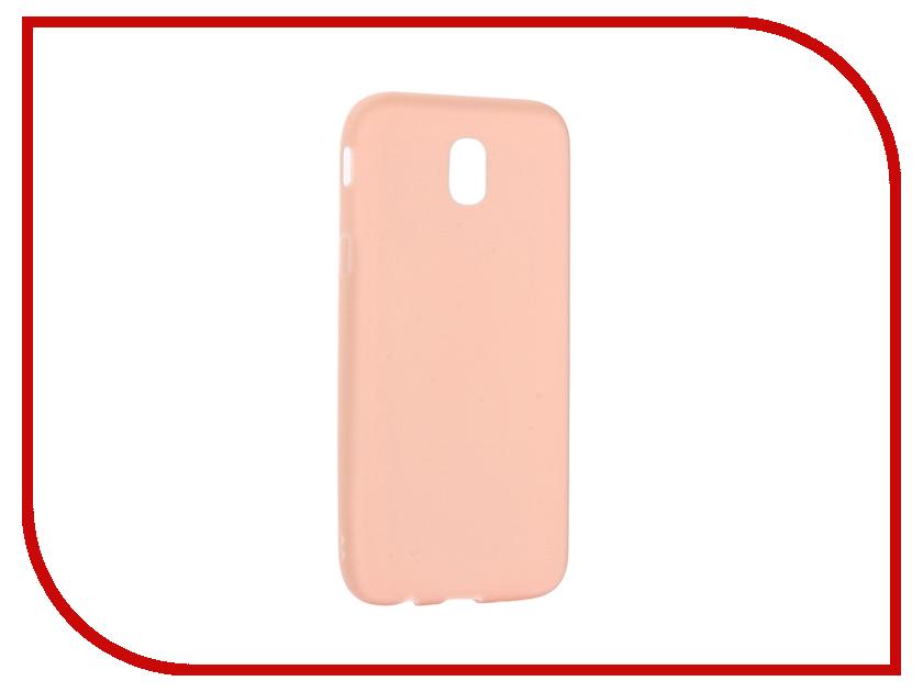 Аксессуар Чехол Samsung Galaxy J5 2017 J530 Neypo Silicone Soft Matte Light Pink NST2912