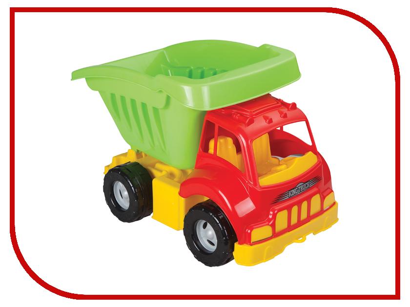 Игрушка Pilsan King Green 06-604 грузовик pilsan delta truck цвет зеленый 06 506