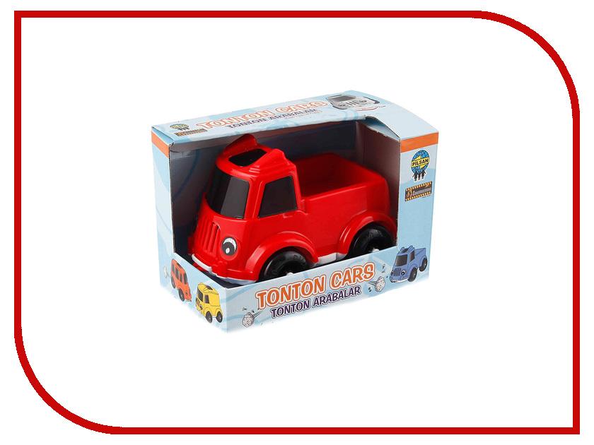 Машина Pilsan Tonton 07-655 педальна машина pilsan speedy синий 07 312