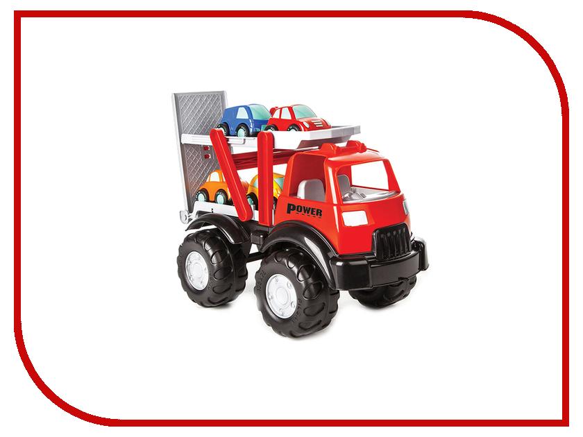 Игрушка Pilsan Power Truck 06-516 игрушка pilsan delta truck green 06 506