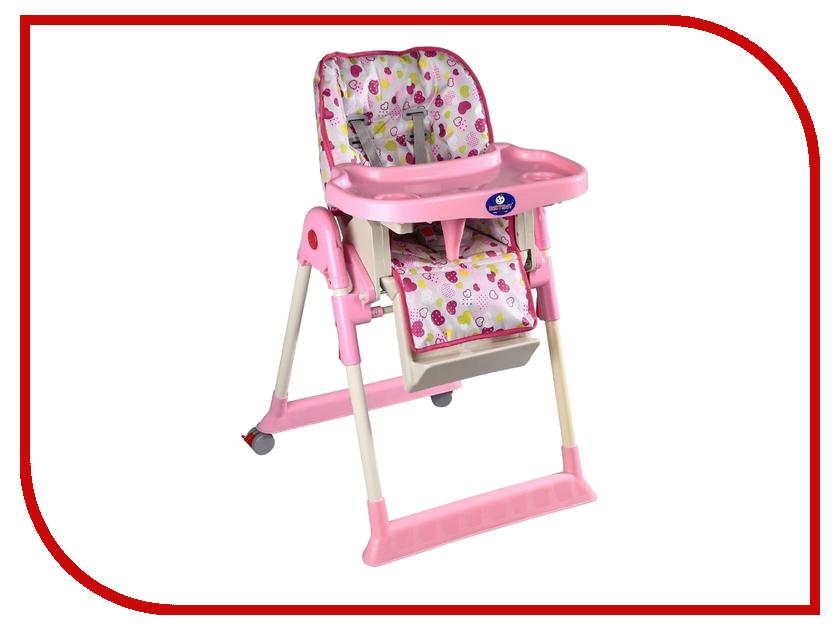 Стул Pilsan Baby High Pink 07-517 pilsan best